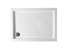 - Built-in rectangular extra flat shower tray EXTRATHIN | Rectangular shower tray - Alice Ceramica