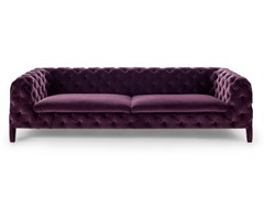 - Tufted fabric sofa WINDSOR | Fabric sofa - Arketipo