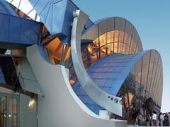 Pannello e lastra metallica per copertura in alluminioFALZONAL® | Pannello e lastra metallica per copertura - NOVELIS