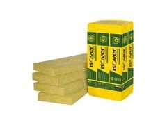 Pannello termoisolante / pannello fonoisolante in lana di rocciaFASSIL - SAINT-GOBAIN PPC ITALIA S.P.A. – ATTIVITÀ ISOVER
