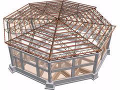 Calcolo struttura metallicaFATA-E | Acciaio - STACEC