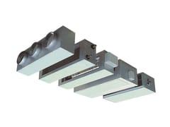 - Built-in fan coil unit FCU - RIELLO