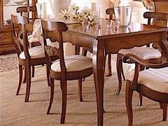 - Sedia in legno massello con schienale aperto FENICE | Sedia in legno massello - Arvestyle