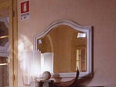 - Wall-mounted framed mirror FENICE | Wall-mounted mirror - Arvestyle