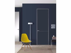 - Hinged door without frame FILO ZERO - FOR DECOR - PORTEK by LEGNOFORM