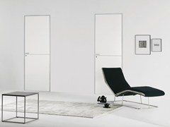 - Flush-fitting lacquered door FILO ZERO - LACQUERED - PORTEK by LEGNOFORM