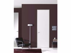 - Hinged door with concealed hinges FILO ZERO - LACQUERED - PORTEK by LEGNOFORM