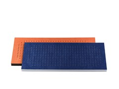 - Polyurethane foam decorative acoustical panels FLAT PANEL PRO 120 - Vicoustic by Exhibo