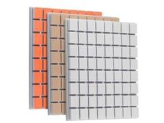 - Foam decorative acoustical panels FLEXI A40 TECH PREMIUM - Vicoustic by Exhibo
