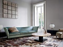 - 3 seater fabric sofa FLIGHT | 3 seater sofa - FLEXFORM