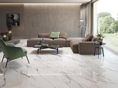 Pavimento in ceramica effetto marmoPURITY OF MARBLE | Pavimento effetto marmo - CERAMICHE SUPERGRES