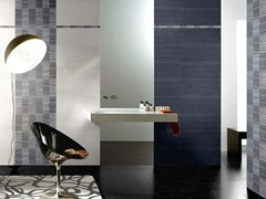 - Indoor white-paste wall tiles FLOU MIXER - CERAMICHE BRENNERO