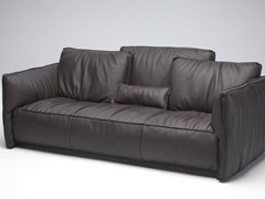- Sectional leather sofa FLUON | Leather sofa - Paolo Castelli