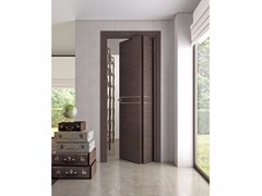 - Folding wooden door DEMETRA | Folding door - Pail Serramenti