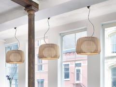 - Polyethylene pendant lamp FORA 90 - BOVER Il. Luminació & Mobiliario