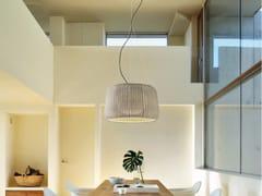 - Polyethylene pendant lamp FORA S - BOVER Il. Luminació & Mobiliario