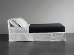 - Single bed with removable cover FOX | Single bed - Meridiani