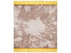 - Handmade rectangular rug FREE MY MIND - HENZEL STUDIO