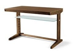 - Solid wood writing desk G-150 | Writing desk - Dale Italia