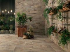 - Pavimento/rivestimento effetto pietra per esterni GEO SABLE - NOVOCERAM