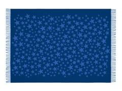 - Jacquard merino wool blanket GIRARD WOOL STARS - Vitra