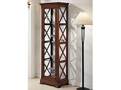 - Solid wood display cabinet GIUDITTA - Arvestyle