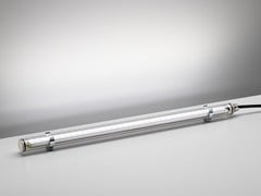 - Linear outdoor LED light bar Gladio - PURALUCE