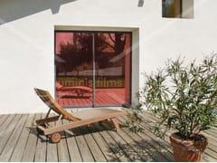 Pellicola per vetri a controllo solare adesivaGLASS-105i - LUMINIS FILMS