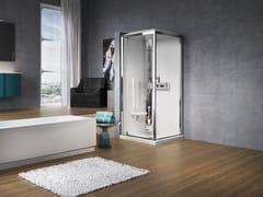 Box doccia con idromassaggioGLAX G80 - NOVELLINI