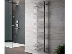 - Scaldasalviette verticale in acciaio cromato a parete GLORIA | Scaldasalviette in acciaio cromato - CORDIVARI
