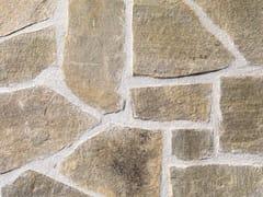 - Outdoor natural stone wall tiles GOLDEN OPUS | Natural stone wall tiles - B&B