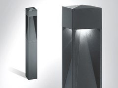 - LED bollard light GOTHIC 110 - Arcluce