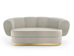 - 2 seater fabric sofa GRACE | 2 seater sofa - MARIONI