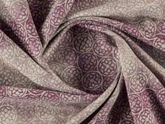 Tessuto jacquard lavabile in poliestere con motivi graficiGRACE - MORE FABRICS
