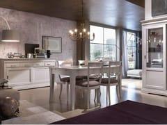 - Extending lacquered rectangular table GRANDAMA | Lacquered table - Devina Nais