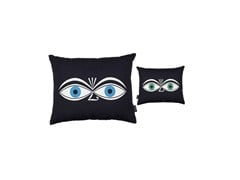 - Rectangular cotton cushion GRAPHIC PRINT EYES - Vitra