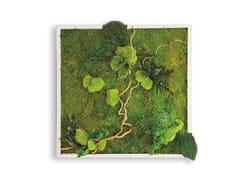 Quadro vegetale in piante stabilizzateGREENERY PANELS   Quadro vegetale in piante stabilizzate - ADRIANI E ROSSI EDIZIONI