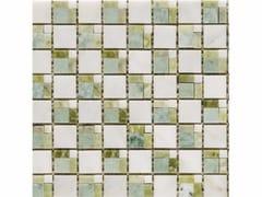 - Marble mosaic GREENS - FRIUL MOSAIC