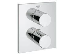 - Miscelatore termostatico per doccia a 2 fori con piastra GROHTHERM 3000 COSMOPOLITAN | Miscelatore termostatico per doccia - Grohe