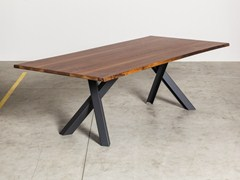 - Rectangular table GUSTAVE | Walnut table - Miniforms