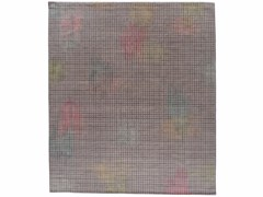 - Handmade rectangular rug HALO LIGHT - Golran