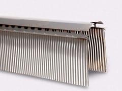 Elemento e griglia di ventilazione in metalloHB VENT PIOMBO - HAROBAU