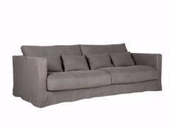 - 3 seater fabric sofa HEAVEN   Sofa - SITS