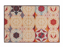 - Rectangular wool rug HEXA | Rectangular rug - GAN By Gandia Blasco