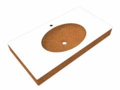 - Rectangular wall-mounted washbasin HIDRO | Rectangular washbasin - AMA Design