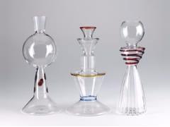 - Borosilicate glass vase HIDRYA - Paolo Castelli