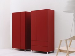 - Sectional wardrobe GRAPHOS | Wardrobe - Silenia