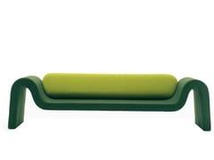 - Bench with back HIGHWAY F IH60 - Segis