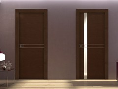 - Hinged wooden door DEMETRA | Hinged door - Pail Serramenti