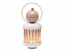Lampada da tavolo in ceramica e rameHOPE SMALL LANTERN - BYFLY